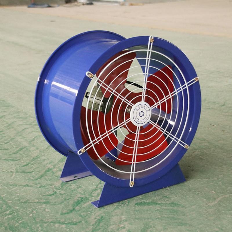 T35-11低噪声轴流防爆风机