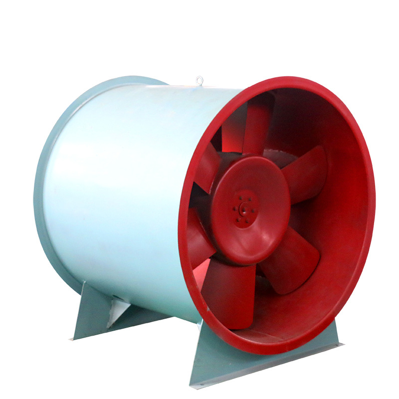 消防排烟风机怎么调节风量